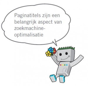 Paginatitels zijn een belangrijk aspect van zoekmachine optimalisatie.