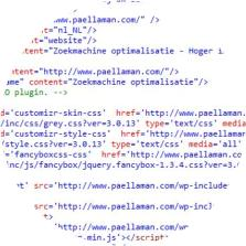 HTML programmeertaal is eenvoudig te leren.